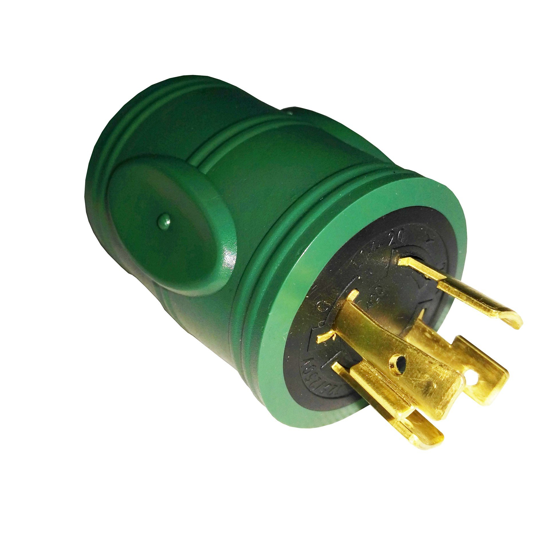 Cheap L14 20 Plug Find Deals On Line At Alibabacom Wiring A Generator 4prong Cable To Outlet Get Quotations Parkworld 884975 Adapter 4 Prong Locking 20a 30a