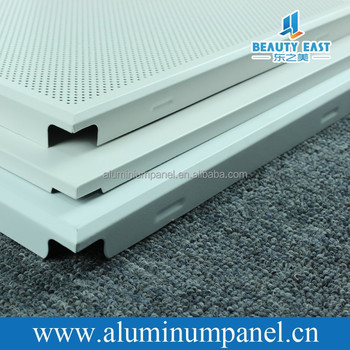 China Made High Quality Tin Ceiling Tiles Panel