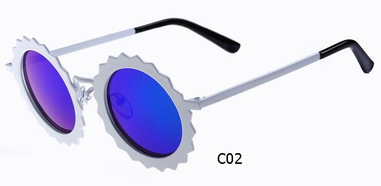 Klassische Cat Eye Sonnenbrille für Frauen |