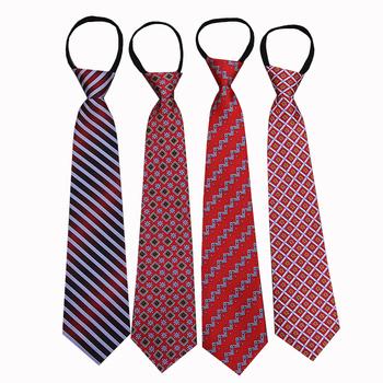 eb55ce6fbe7c Hot Sale Colorful Printed Kids Neckties Elastic Band Ties - Buy Kids ...