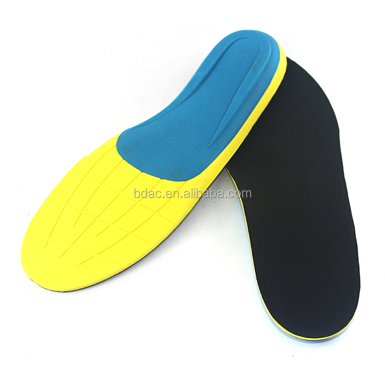 Hot sale arch support orthotic shoe insole with cheapest price