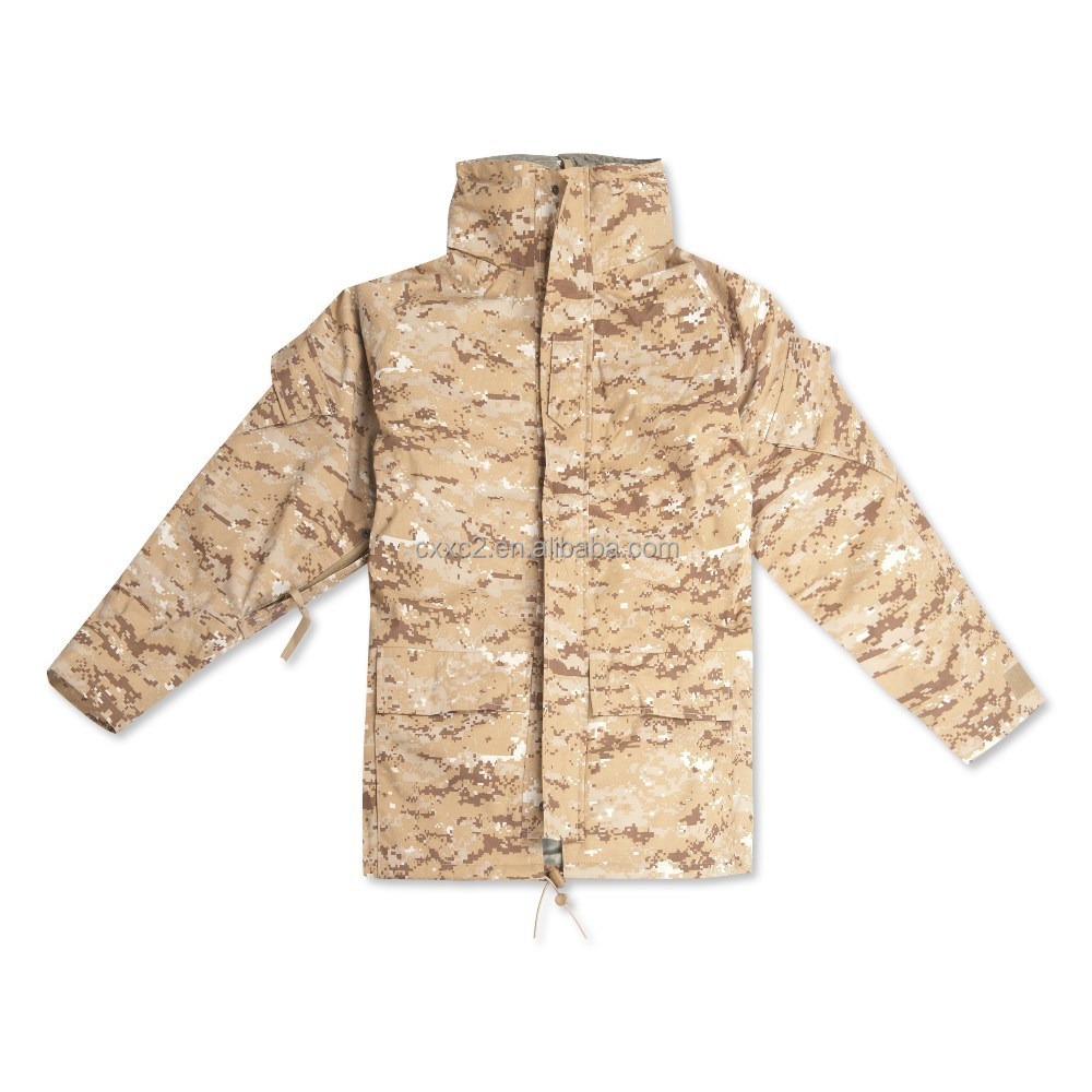 Military Tactical Desert Camouflage Uniforms, ACU