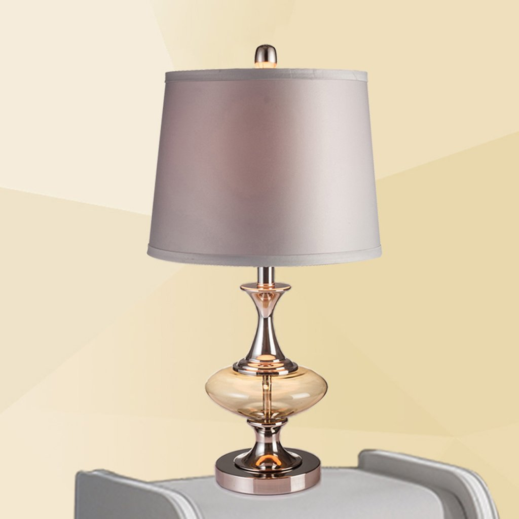 WENBO HOME- Marriage Celebration Gift Wedding Room Lamp European Bedroom Lamp Bedside Lamp Modern Minimalist Table Lamp Creative Fashion Lamp -Desktop lamp