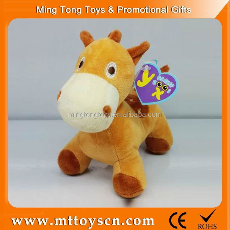 Lovely environmental mini plush toy <strong>animal</strong>