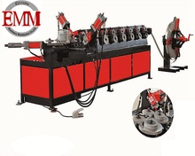 EMM EFL40 gegalvaniseerd spoel flens <span class=keywords><strong>hvac</strong></span> duct making machine