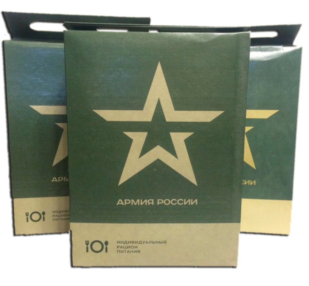 1x Russian Army MILITARY MRE DAILY FOOD RATION PACK Emergency Food 150g 800kcal