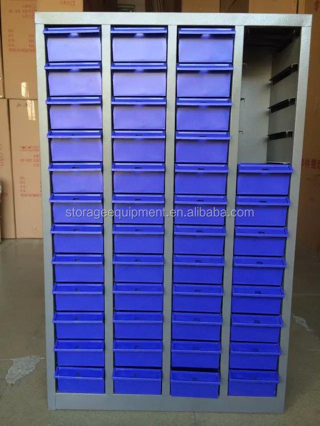 Superbe Modern New Workshop Small Parts Storage Cabinet U0026 Plastic Parts Organizer