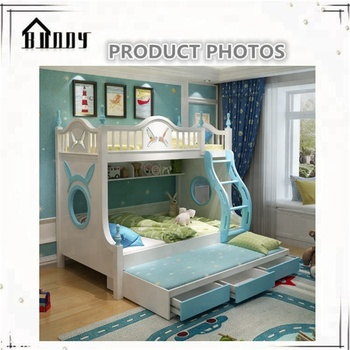 Fantastic Custom Kids Beds Best Sale Toddler Boy Bedroom Bunk Bed