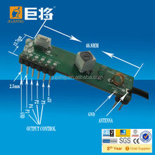 Fixed and Rolling Code Long Range Rf Transceiver Module