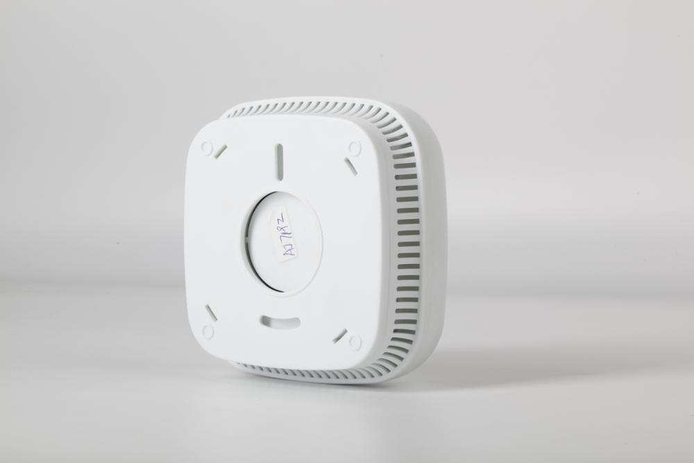 433mhz work standalone Fire alarm smoke detector with alarm systems