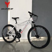 MAKE 26inch 24-speed sport MTB bicycle high carbon steel mountain bike