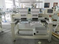 WONYO mixed 2 head embroidery machines is better than t-shirt printing machine