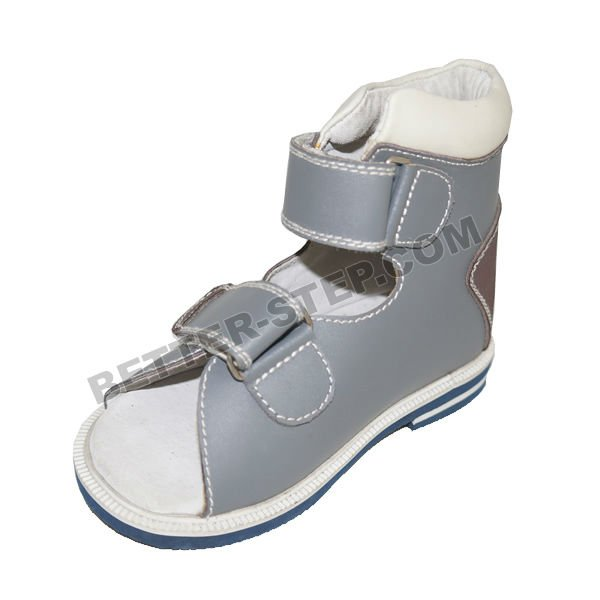 Leather Medical Orthopedic Shoes In Sandal Style - Buy ... Orthopedic Shoes For Kids That Tiptoe