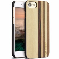 Hot new products for 2017 unique wood case for iphone7 ,China supplier