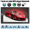 wholesale 7 Inch LCD HD Double DIN Car In Dash Touch Screen Auto radio Bluetooth FM