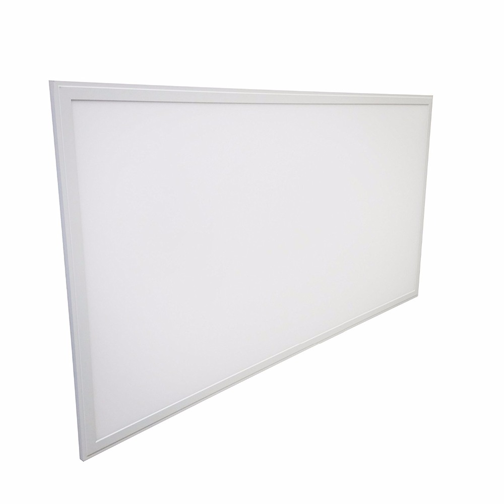 50W DALI/0-10V Dimmable 600x1200 LED Panel Light, 6250lm Ultra Thin Edge-Lit Ceiling Panel LED Lights, UL & DLC Listed