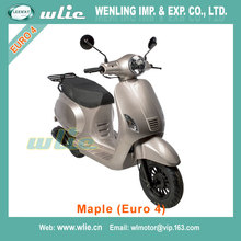 Cheap gas scooters with euro iv efi system hot for sale Euro4 EEC COC Scooter Maple 50cc 125cc (Euro 4)