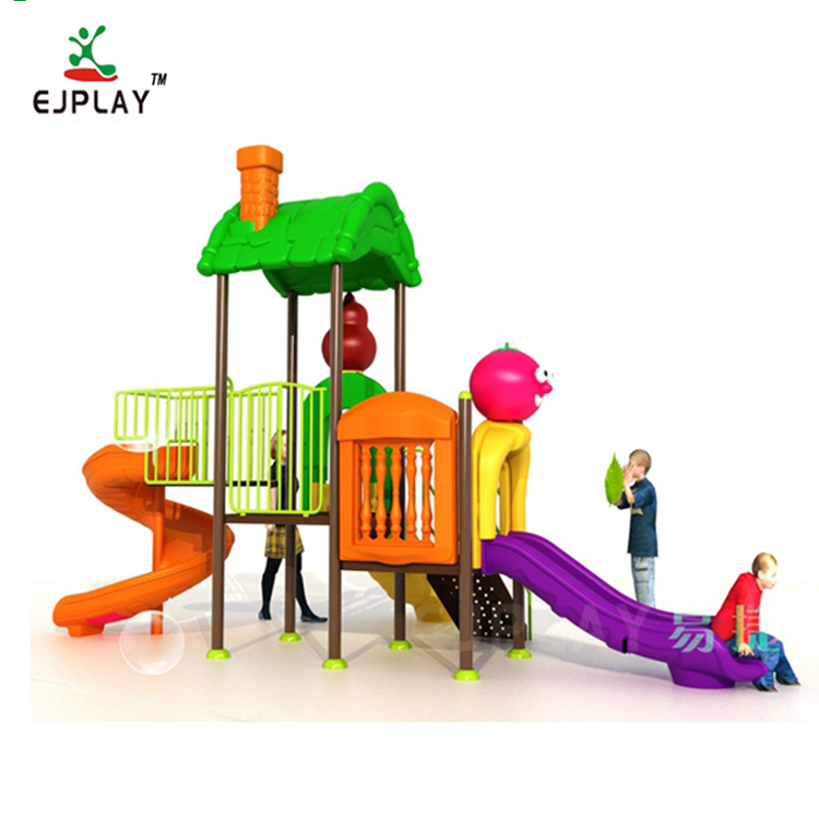 Funny Outdoor--Amusement Park Children Playground Equipment