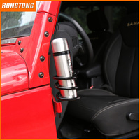 Unique Designs Spring Shape Car Stand Drinks Holders Water Beverage Holder Cup Holders for Jeep Wrangler 07+