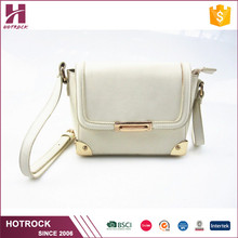 Trade assurance women luxury designer pu leather bags office lady crossbody bag