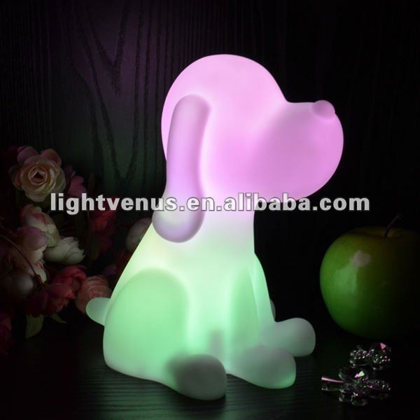 Bear Night Light Animal Animal Shape Night Light Cute