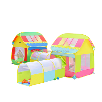 san francisco a2530 1e186 Colorful Play Kids Tent Kids Play Tunnel Set Children Playing Toys Tent -  Buy Kids Tent Kids Play Tunnel,Kids Play Tent Set,Children Playing Tent ...