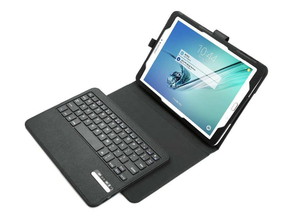 promo code b35c2 58368 For Samsung Galaxy Tab S2 9.7 Keyboard case,High quality Ultra-thin  Detachable Bluetooth Keyboard Stand Portfolio Case/Cover