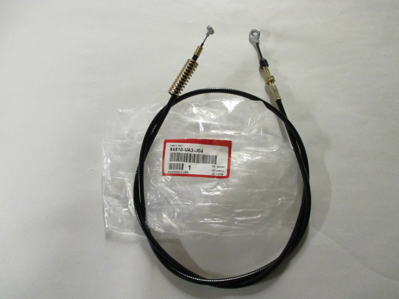 Honda 54510-VA3-J04 Cable Self