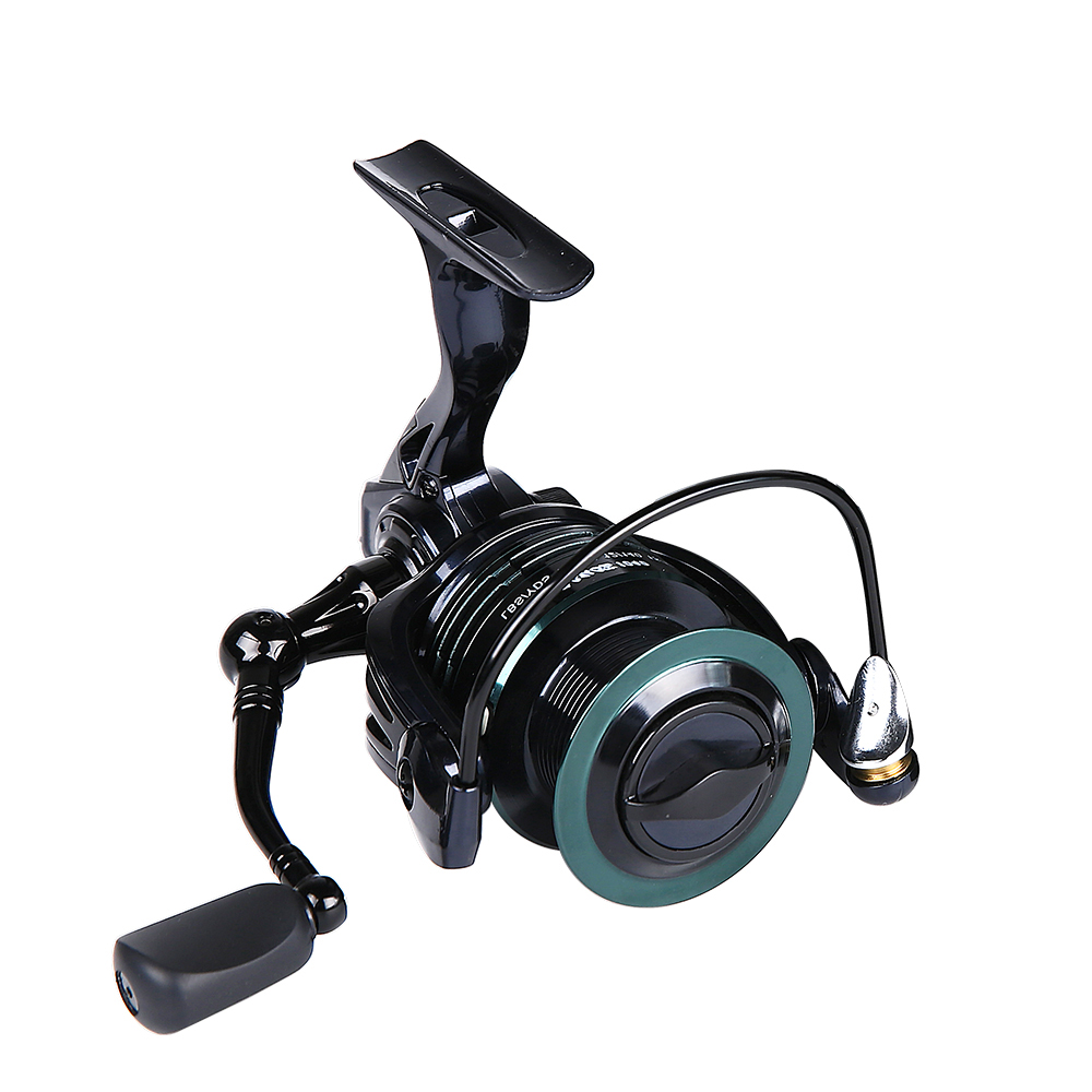 Aluminum Spool 9+1BB Right/Left Interchangeable Handle Fishing Reel Spool Handling Equipment, Customized