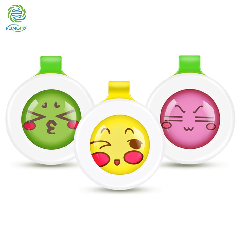 2020 hot sale Travel Infant Baby Natural Citronella Mosquito Repellent  Button