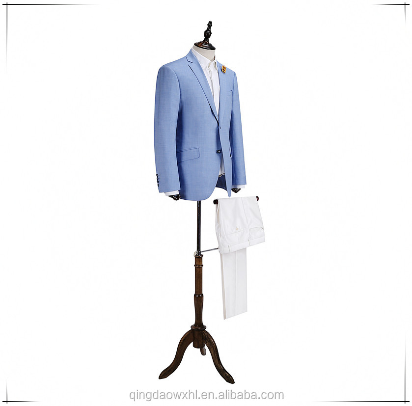 Trendy formal groom weeding suit coat pant price