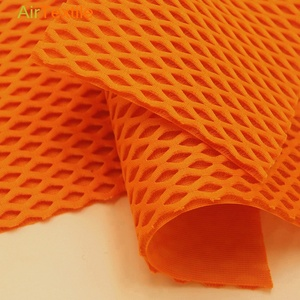 100% polyester car seat cover using 3d air spacer rhombus mesh fabric