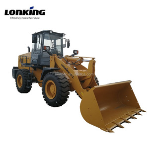 CDM833 Hot sale Lonking 3 ton wheel loader for sale with low price