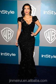 Good Design New Fashion Kim Kardashian Sexiest Black Lace Celebrity Dress Evening Dresses Women Buy Evening Dress Womenlong Evening Dressesevening
