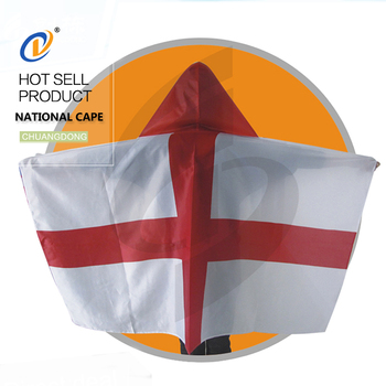 Hot sale custom printed national World Cup Custom Football England Body Flag