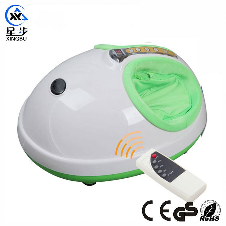 Body health care relaxing 3D electronic foot massage device