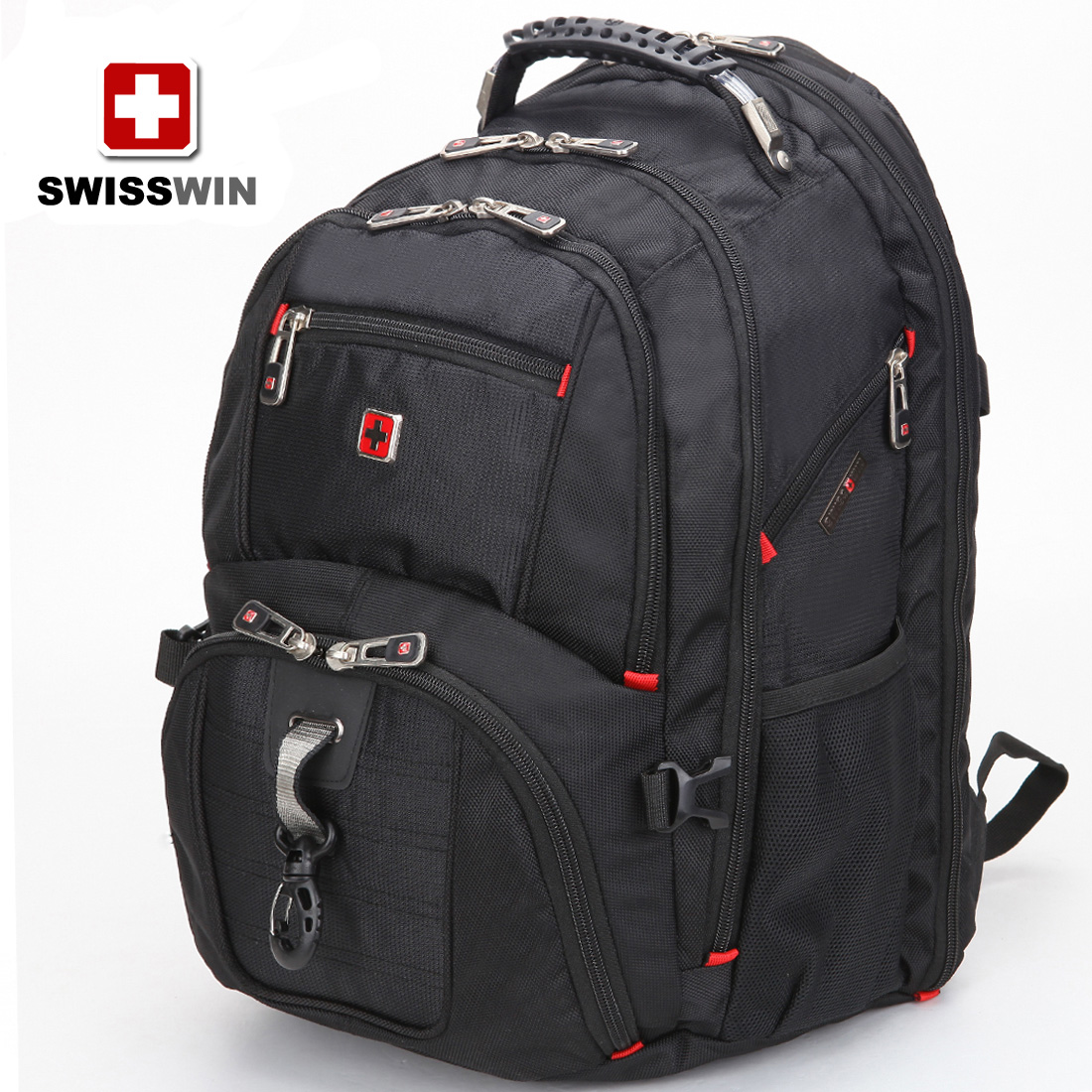laptop bag double shoulder travel commercial travel