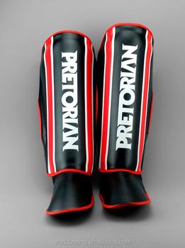 Pretorian Mma Boxing Shin Guard Muay Thai Shin Guard Dykeheel Cuish Mma Red  Shin Guard Foot Protector - Buy Taekwondo Foot Protector,Gym Fitness