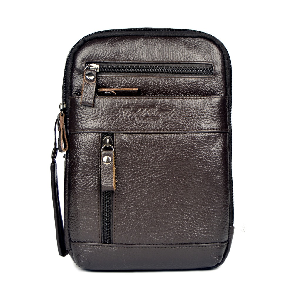 Men's Messenger Bags Get Down To Business It's not often you find something that's both functional and created with high-quality materials—that also looks effortlessly cool. But our men's leather messenger bags have both of these most admirable traits stylishly down pat.