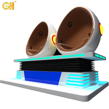 <span class=keywords><strong>Neue</strong></span> Technologie 9D Egg Chair 9DVR Spielsimulator Virtual Reality 9DVR