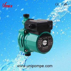 automatic booster mini hot water circulation pump