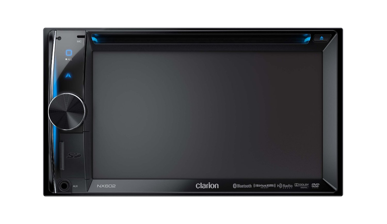 Get Quotations · Clarion NX602 In-Dash Vehicle DVD Player (Discontinued by  Manufacturer)