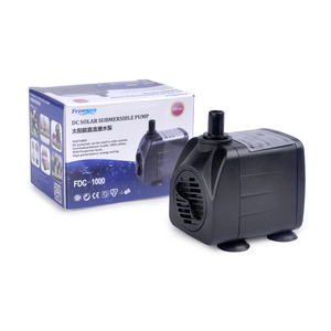 DC 12V / 24V 8W Air Cooler Pump 600L for Misting Fan Cooling Water Pump