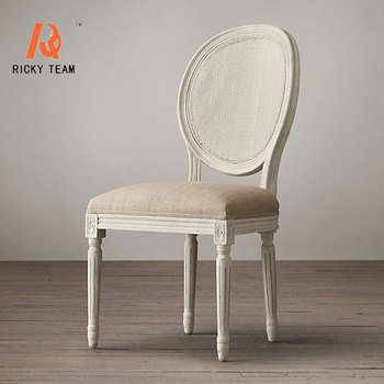 Pleasant Round Back White Rattan Dining Chairs Buy White Rattan Chairs White Rattan Dining Chair White Wicker Rattan Sofa Chairs Product On Alibaba Com Ncnpc Chair Design For Home Ncnpcorg