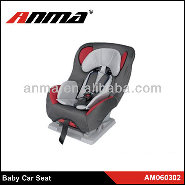 Professional factory soft baby car safe seat with e-mark