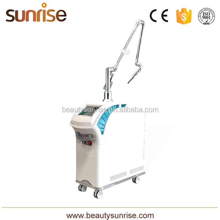 Best 2 handpieces opt Q Switch Nd yag laser hair and tattoo removal laser for sale