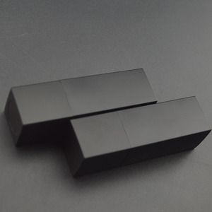 Custom Private Label Square Shape Magnetic Closure Lipstick Packaging Tube
