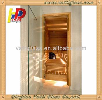 Sandblasting Tempered Glass Doorsmoked Glass Interior Doors