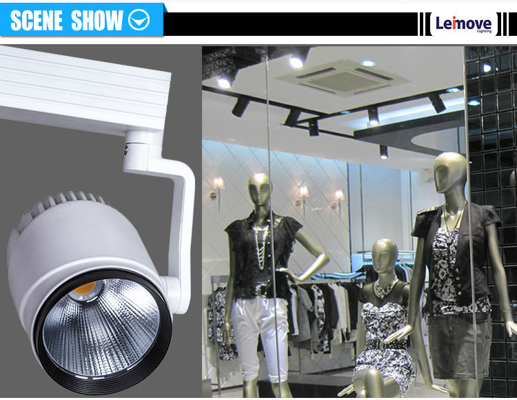 Leimove commercial lighting led track light hot-sale free design-14