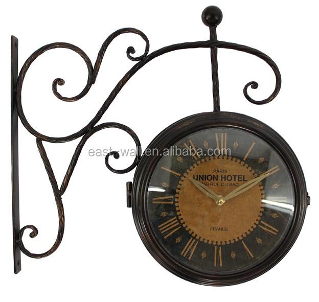 china iron clock metal clock clock clock decoration wall china iron clock metal clock clock clock decoration wall and suppliers on alibaba